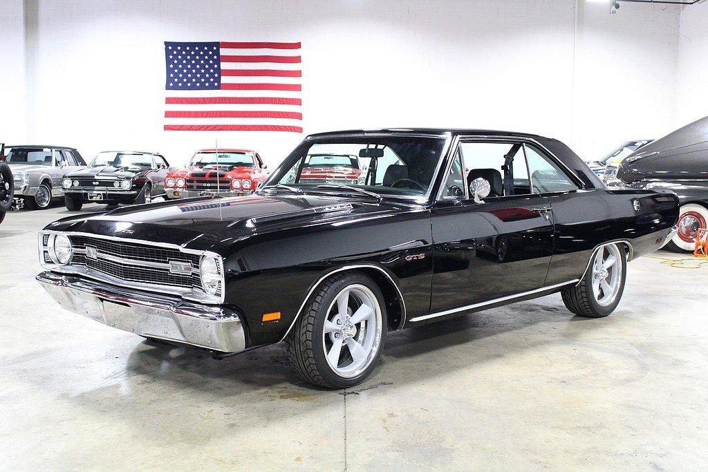 1969 Dodge Dart Gr Auto Gallery