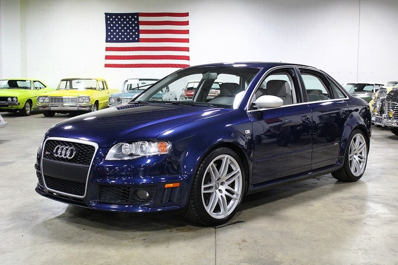 2007 Audi RS4 | GR Auto Gallery