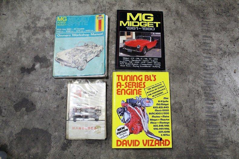 1967 MG Midget for sale #77320 | MCG