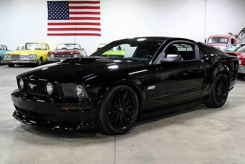 2005 ford mustang boss 69