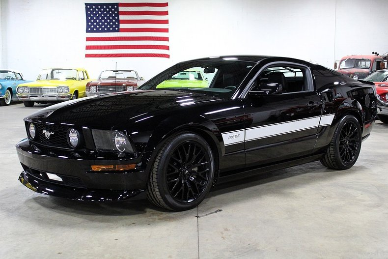 2007 ford mustang boss 69
