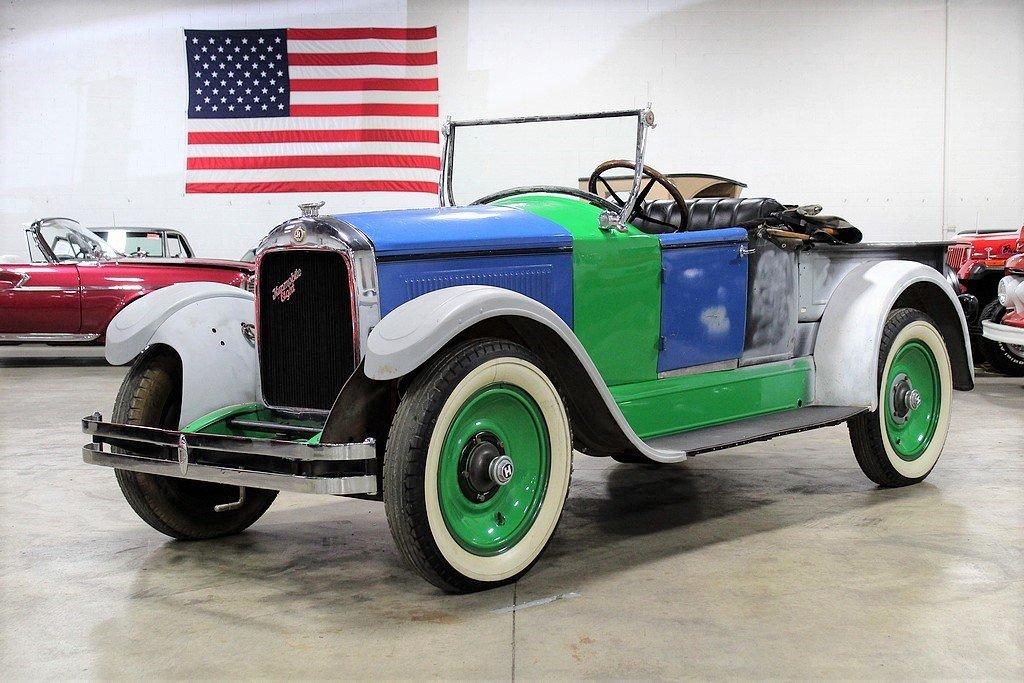 1925 hupmobile roadster