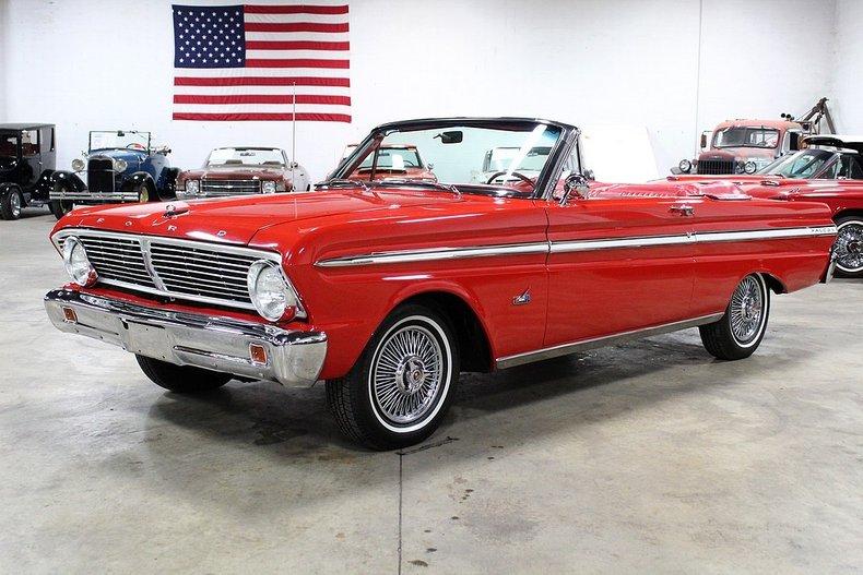 1965 Ford Falcon Convertible   GR Auto Gallery