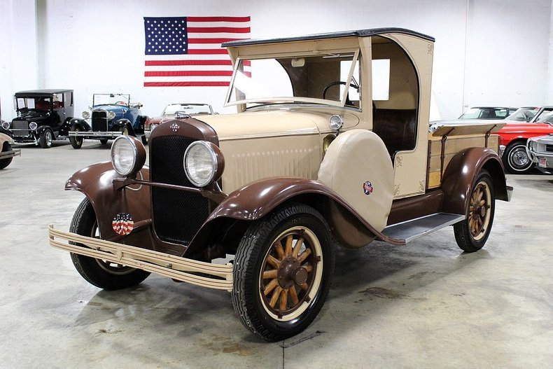 1929 dodge fargo