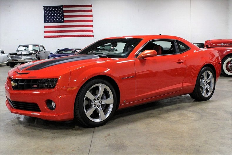 2010 Camaro Rs >> 2010 Chevrolet Camaro Rs Ss For Sale 95191 Mcg