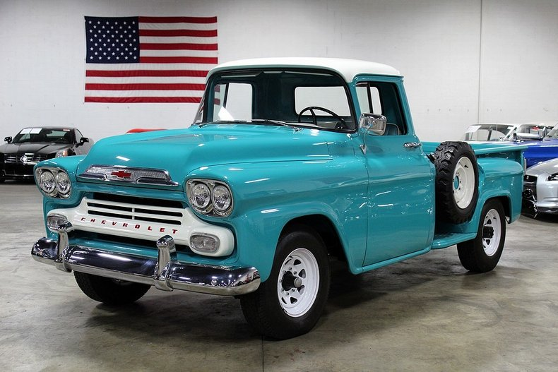 1959 Chevrolet 3100 For Sale