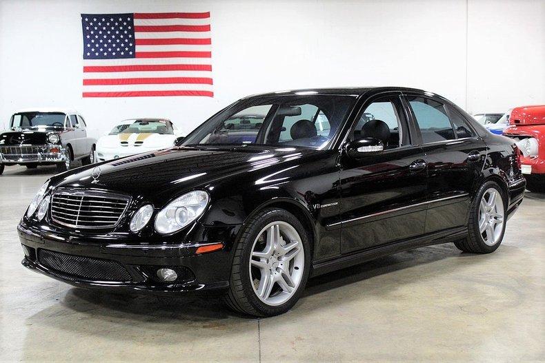 2005 Mercedes-Benz E55 AMG for sale #95732 | MCG