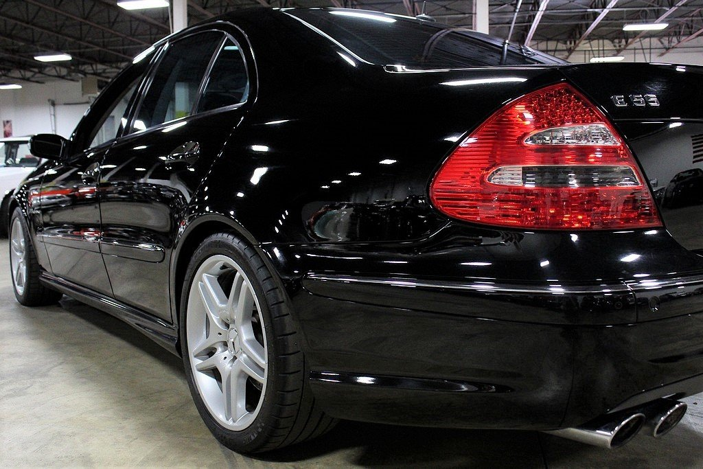 2005 Mercedes-Benz E55 AMG for sale #95732 | MCG