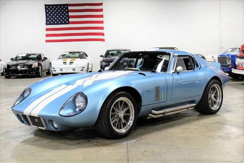 1965 shelby daytona factory five