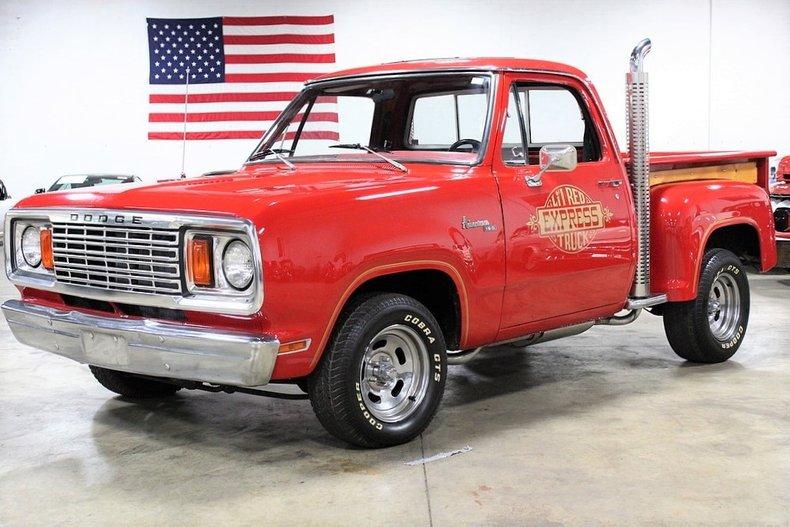 1978 dodge d 150
