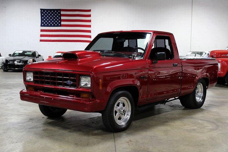 1986 Ford Ranger For Sale