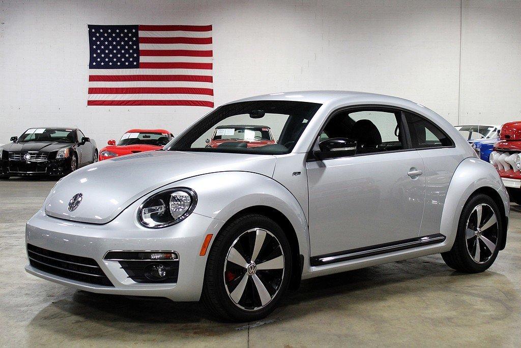 2014 volkswagen beetle turbo r line