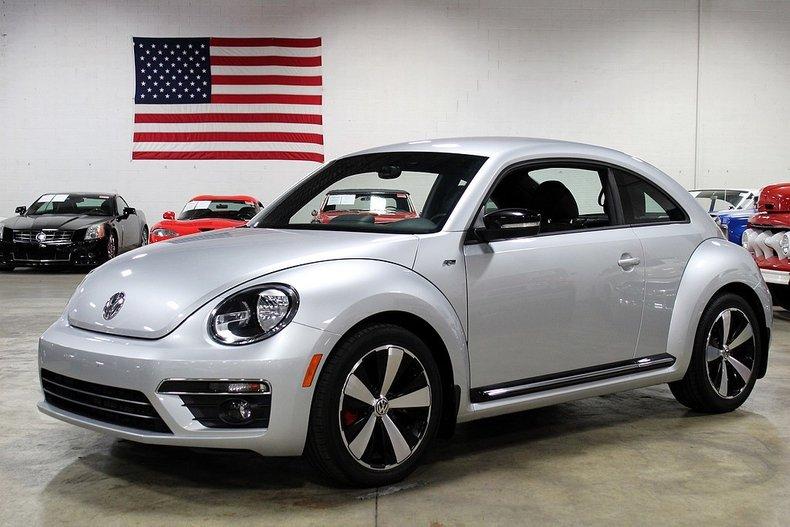 2014 volkswagen beetle turbo