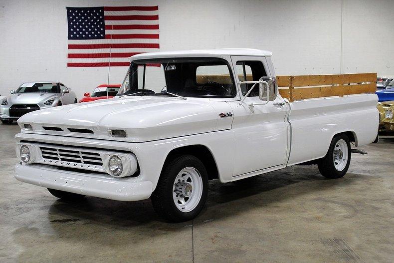 1962 chevrolet c20