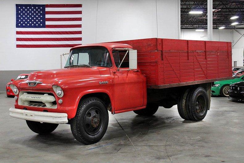 1955 chevrolet 6400 2 ton