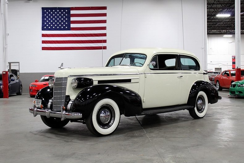 1937 oldsmobile l 37