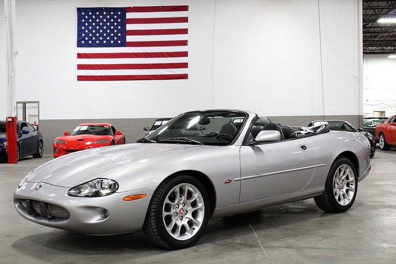 2000 Jaguar XKR For Sale