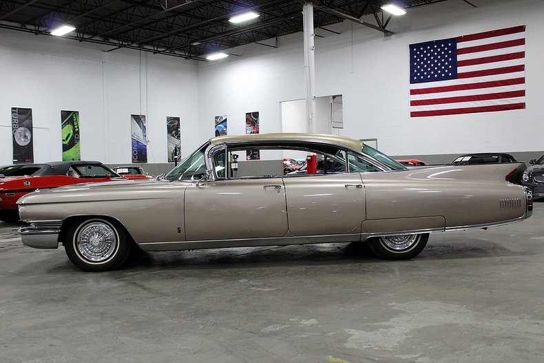 1960 Cadillac Fleetwood for sale #64354 | Motorious