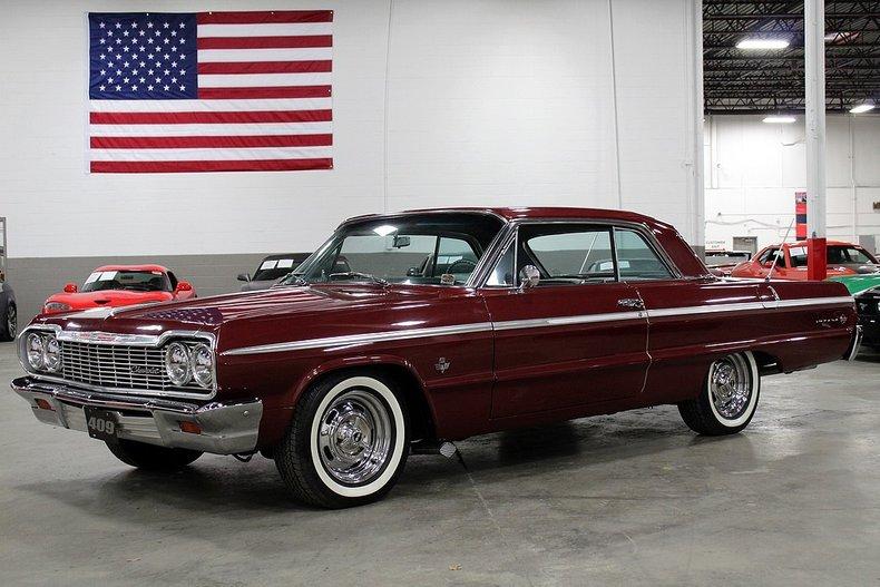1964 Chevrolet Impala Ss Gr Auto Gallery