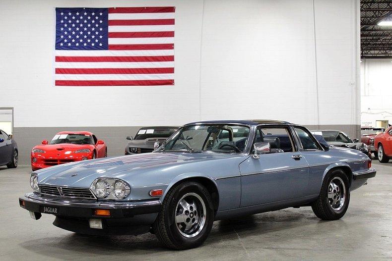 1987 Jaguar XJ For Sale
