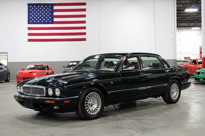 1996 Jaguar XJ6 VANDAN PLAS For Sale