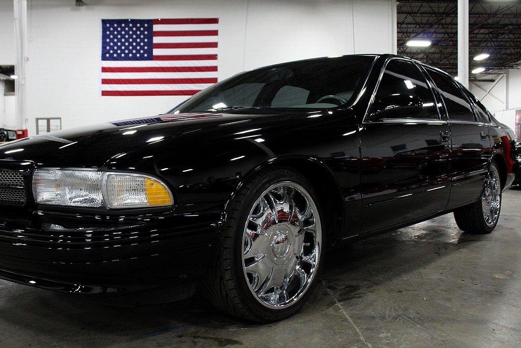 1995 Chevrolet Impala SS for sale #110986 | MCG