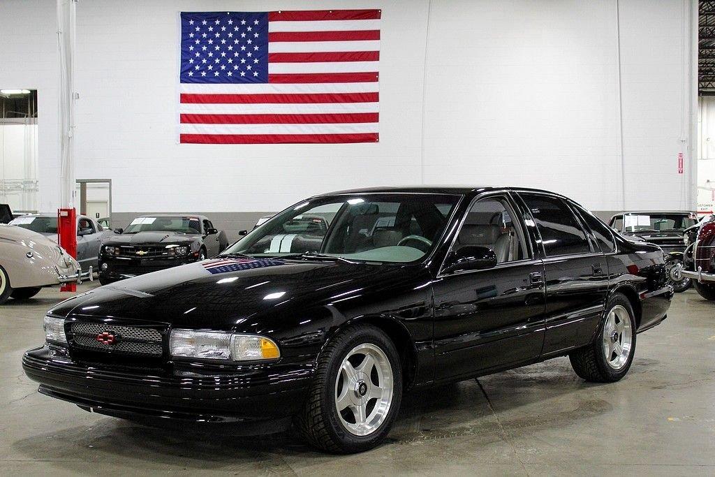 1995 chevrolet impala ss