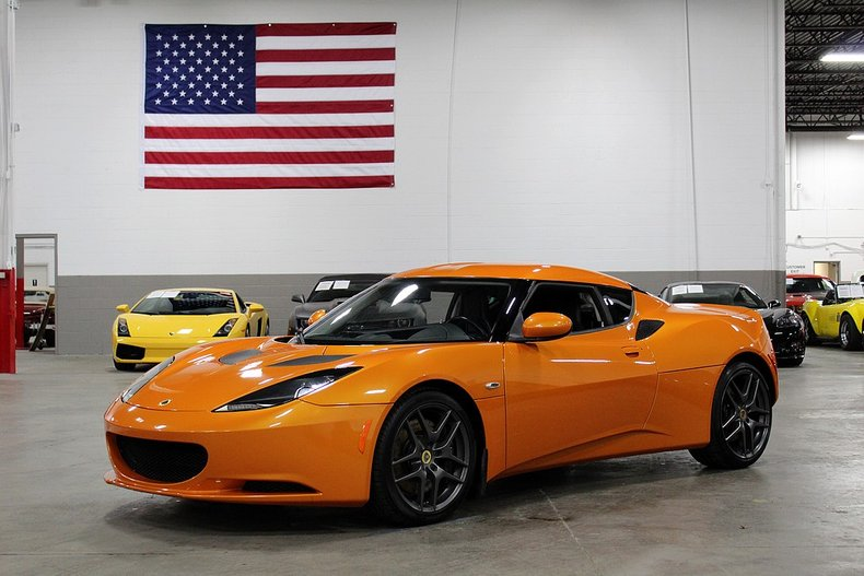 2010 Lotus Evora For Sale