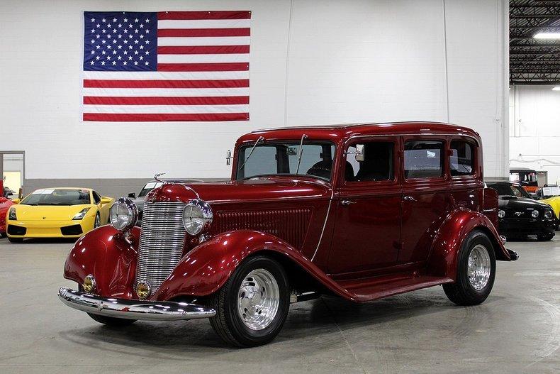 1933 desoto sedan