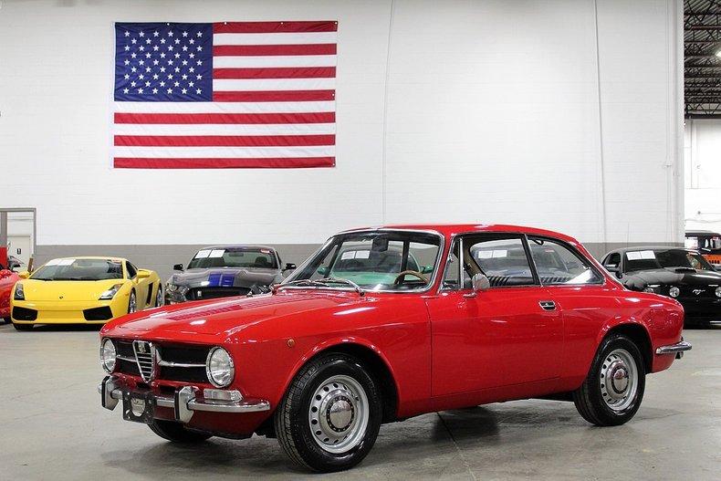 1972 Alfa Romeo GT For Sale
