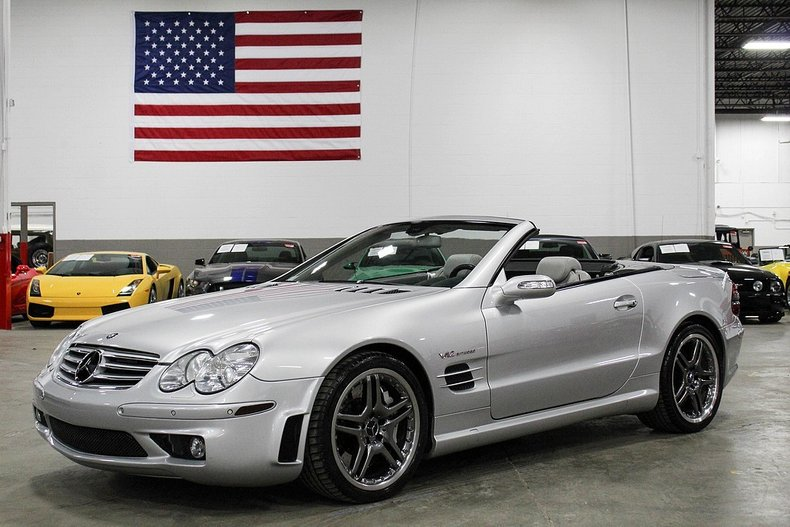 2005 Mercedes-Benz SL65 AMG For Sale