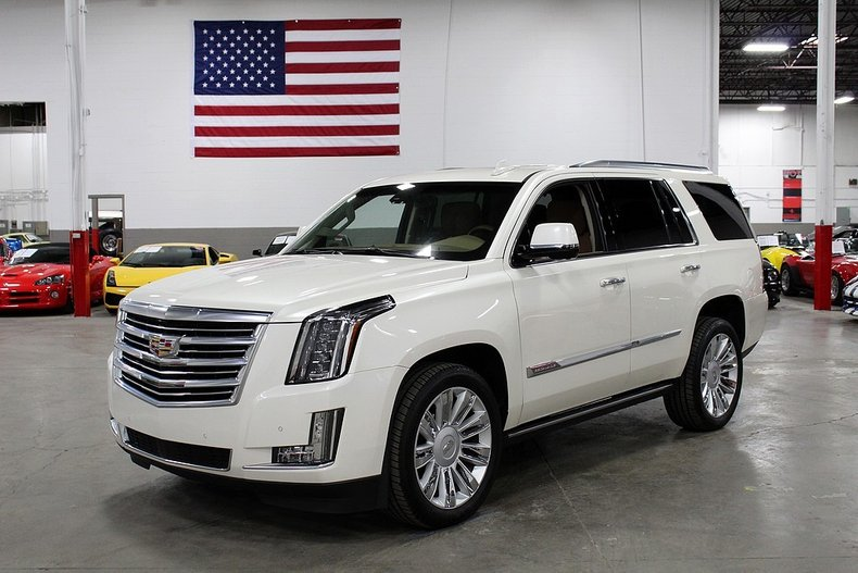2015 cadillac escalade platinum for sale 64945 motorious. Black Bedroom Furniture Sets. Home Design Ideas