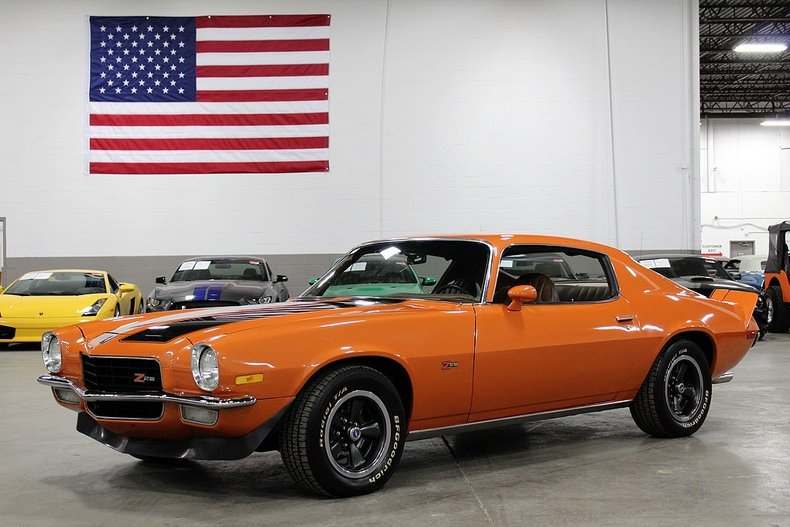 1973 Chevrolet Camaro For Sale