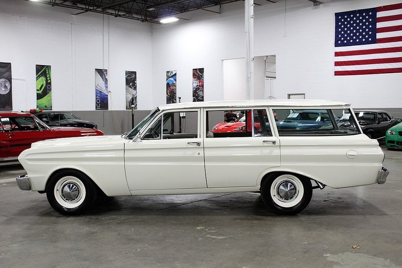 1965 Ford Falcon Wagon for sale #162916 | Motorious