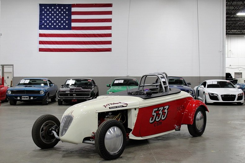 1933 Chevrolet Roadster For Sale
