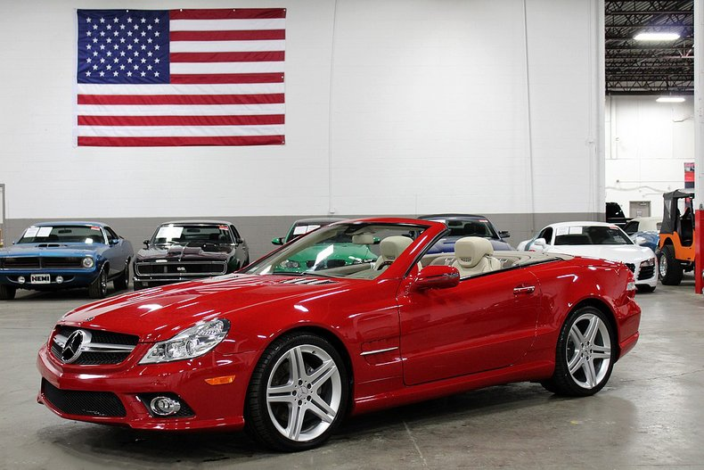 2009 Mercedes-Benz SL 550 For Sale