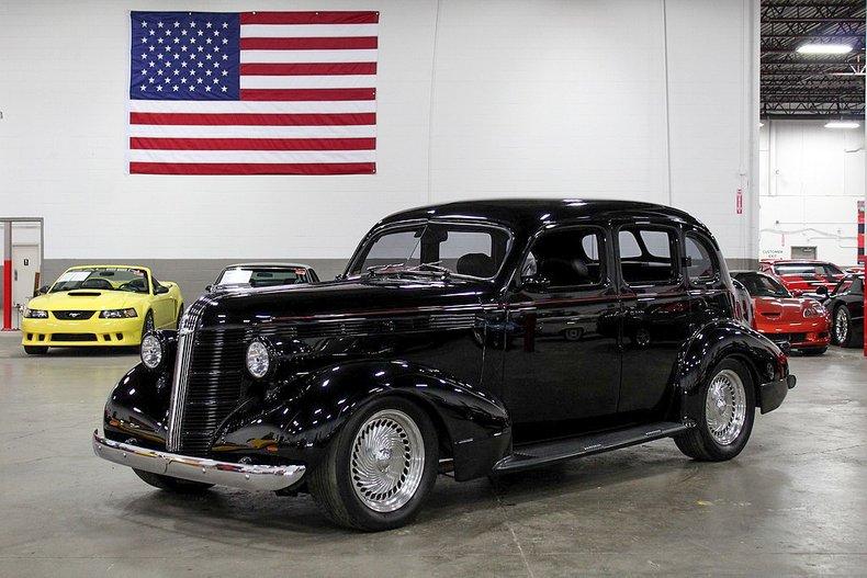 1937 Pontiac Deluxe For Sale