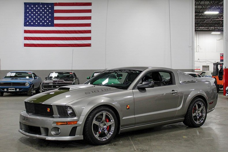 2008 ford mustang roush p 51a