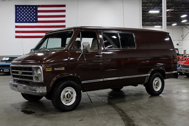 1979 Chevrolet Nomad For Sale