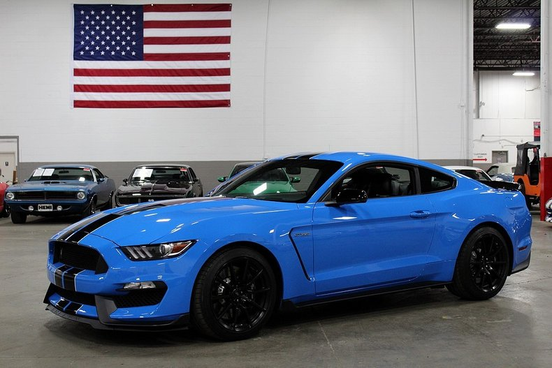 2017 ford shelby gt350