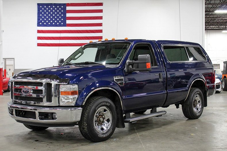 2009 ford f250 super duty xlt