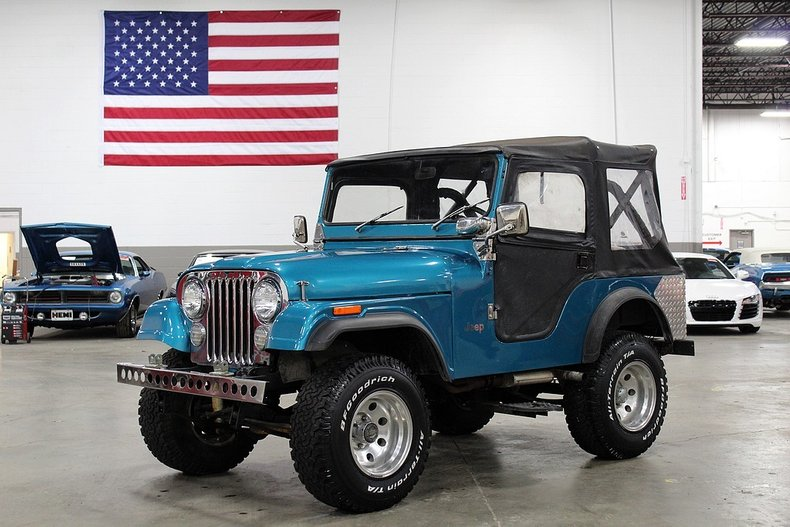 1971 Jeep CJ-5 For Sale