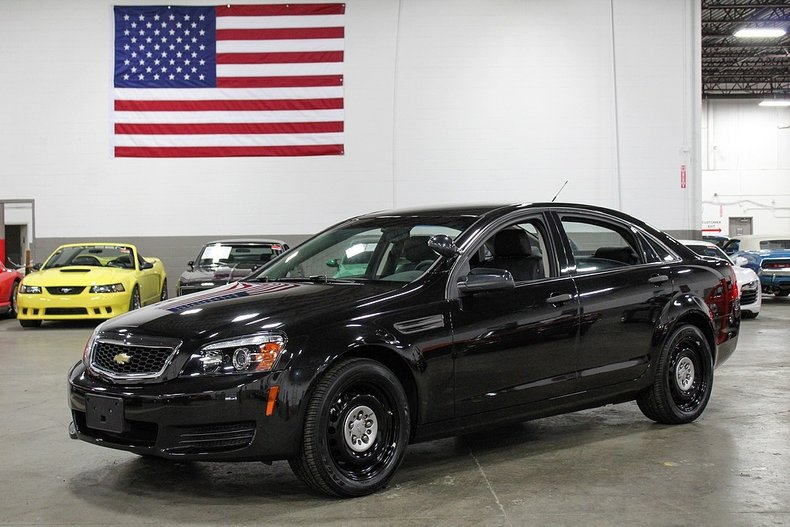 2013 Chevrolet Caprice For Sale