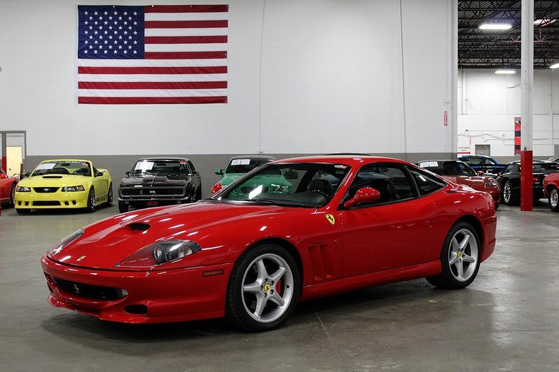 1997 Ferrari 550 For Sale