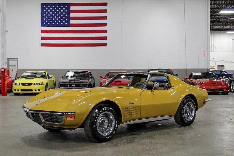 1971 Chevrolet Corvette For Sale