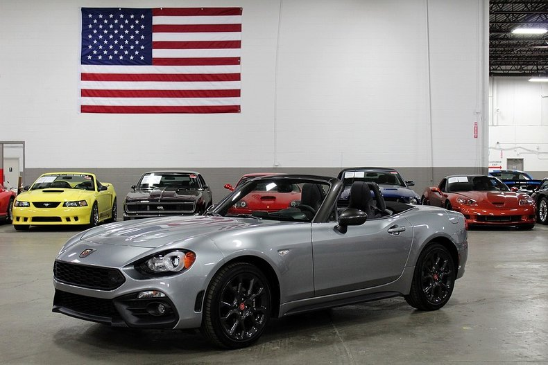 2017 Fiat 124 Spider For Sale