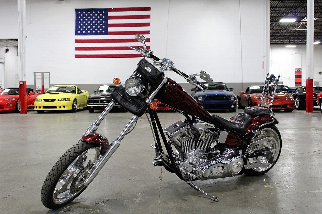 2003 American Ironhorse Texas Chopper for sale #167988 | Motorious