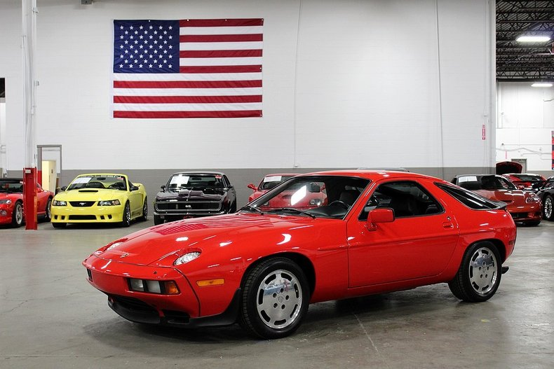 1984 porsche 928 s