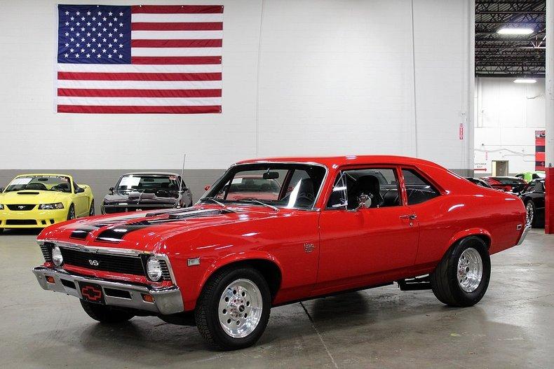 1969 Chevrolet Nova For Sale