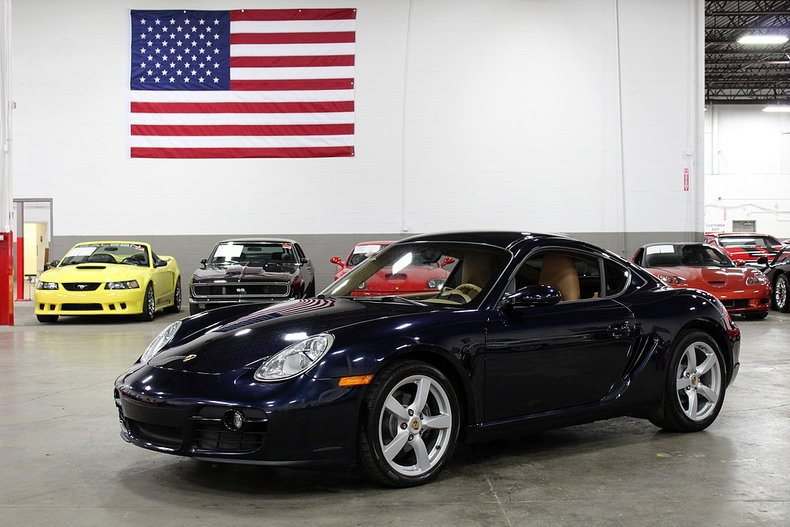 2007 Porsche Cayman For Sale